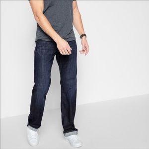 7FAM Standard Jeans Short Length 32x26 Inseam